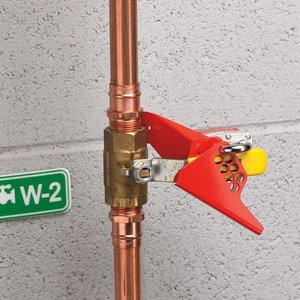 Master Lock Ball valve lock-out S3477