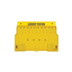 Master Lock Lockout station 1483B