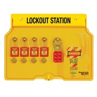 Lock-out station 1482BP410