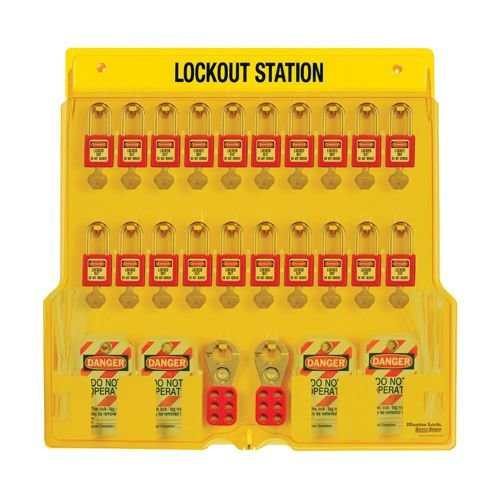 Lockout station 1484BP410
