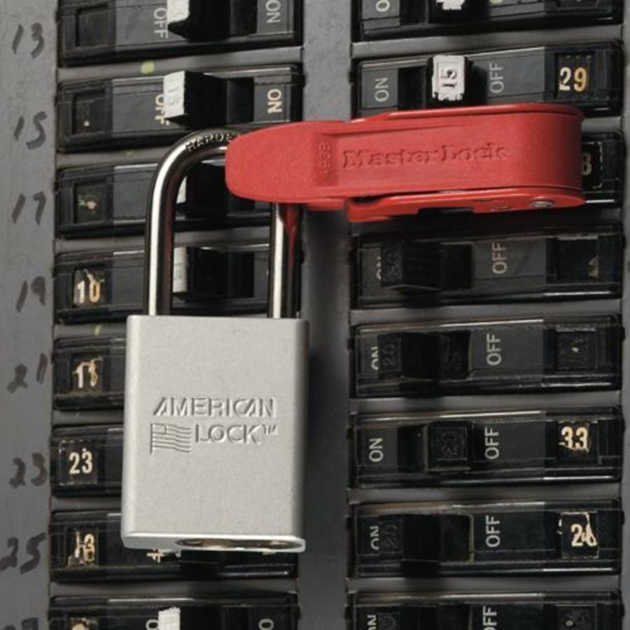 Leitungsschultzschalter-Verriegelung 493B