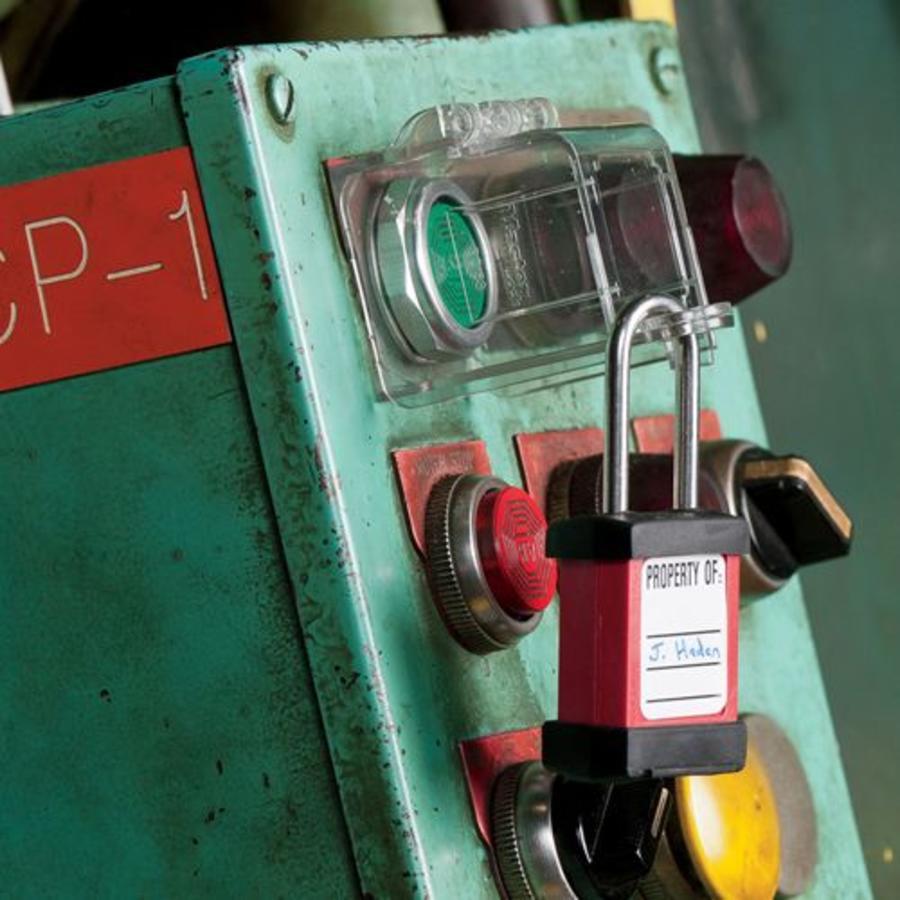 Vergrendeling voor drukknoppen S2153