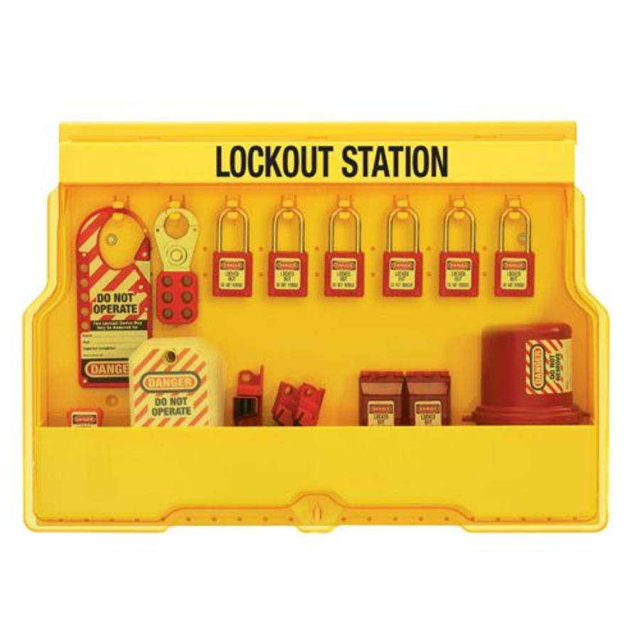 Lockout station S1850E410