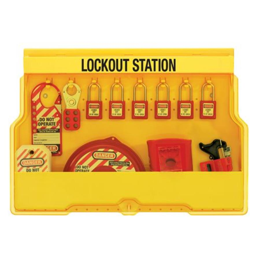 Lockout Station S1850V410