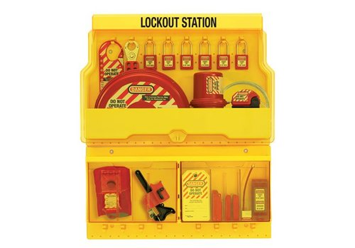 Lock-out station S1900VE410
