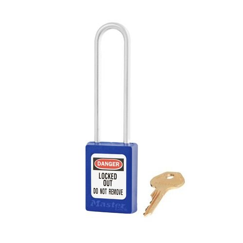 Zenex safety padlock blue S31LTLBU