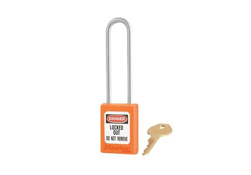 Zenex safety padlock orange S31LTORJ