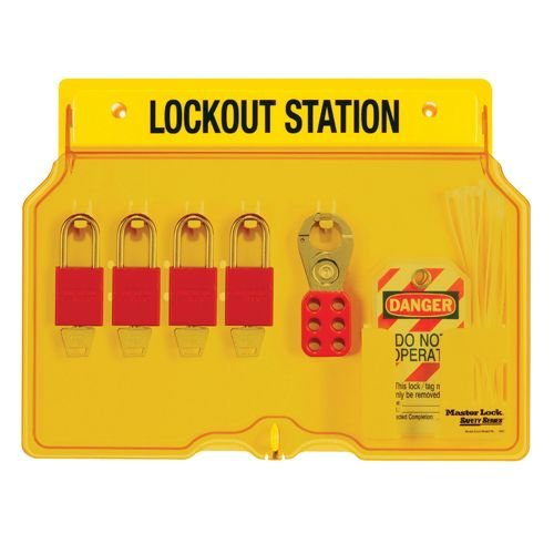 Lockout station 1482BP1106