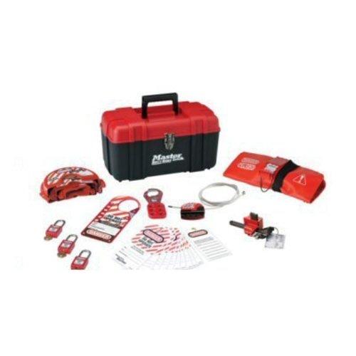 Filled lock-out toolbox S1117VS31KA