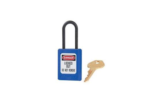 Zenex veiligheidshangslot blauw S32BLU