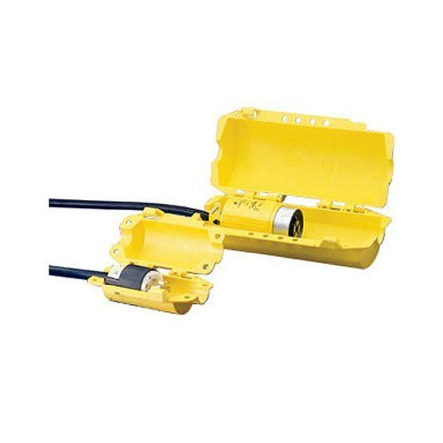 Verriegelung für industriellen Steckverbindungen 065695-065968