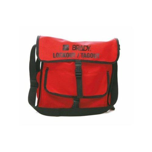 Lockout - Rote Umhängetasche 806200