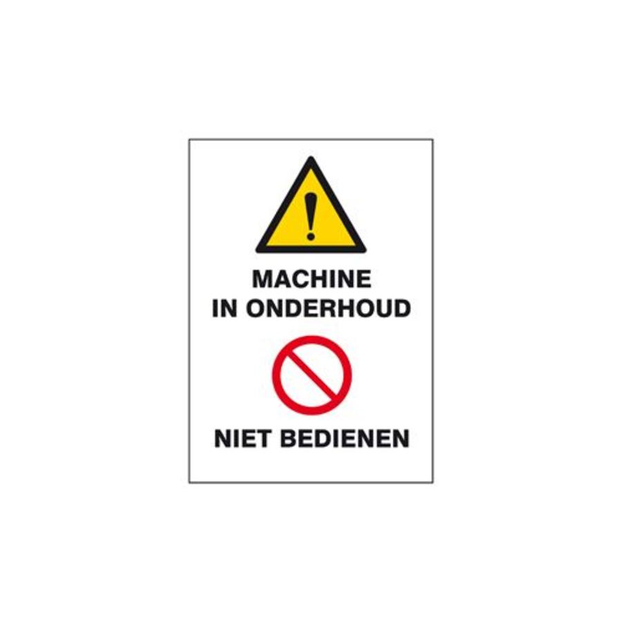Magnetic signs Dutch