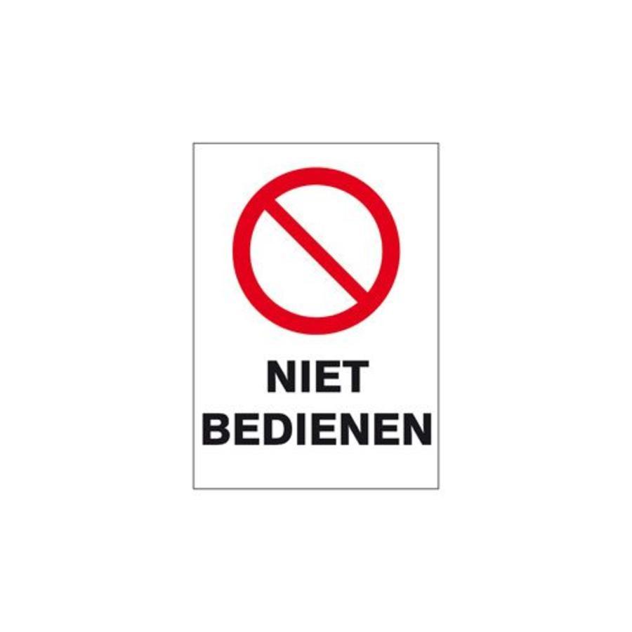 Magnetschilder Niederländisch