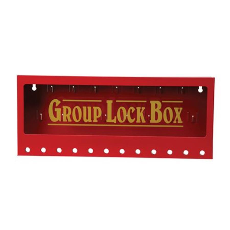Gruppenverschlusskasten 105714-105715