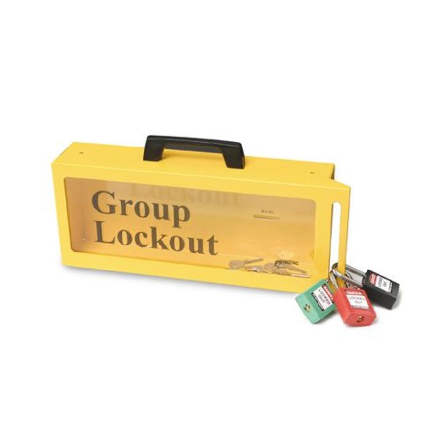 Gruppenverschlusskasten 046134