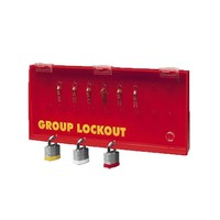 Group lockout center 800117-800116-800127