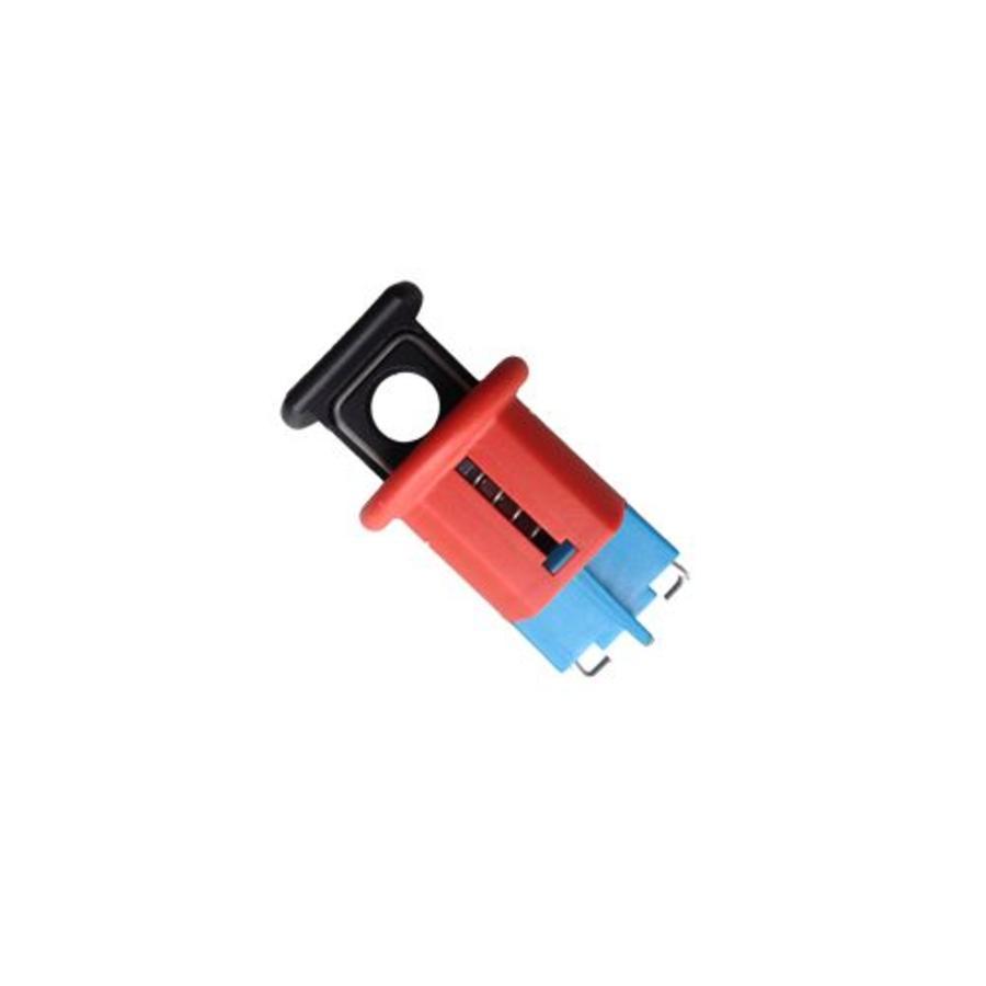 Miniatur-Verriegelungssysteem für Schutzschalter (Pin-In Standard) 090847-090848