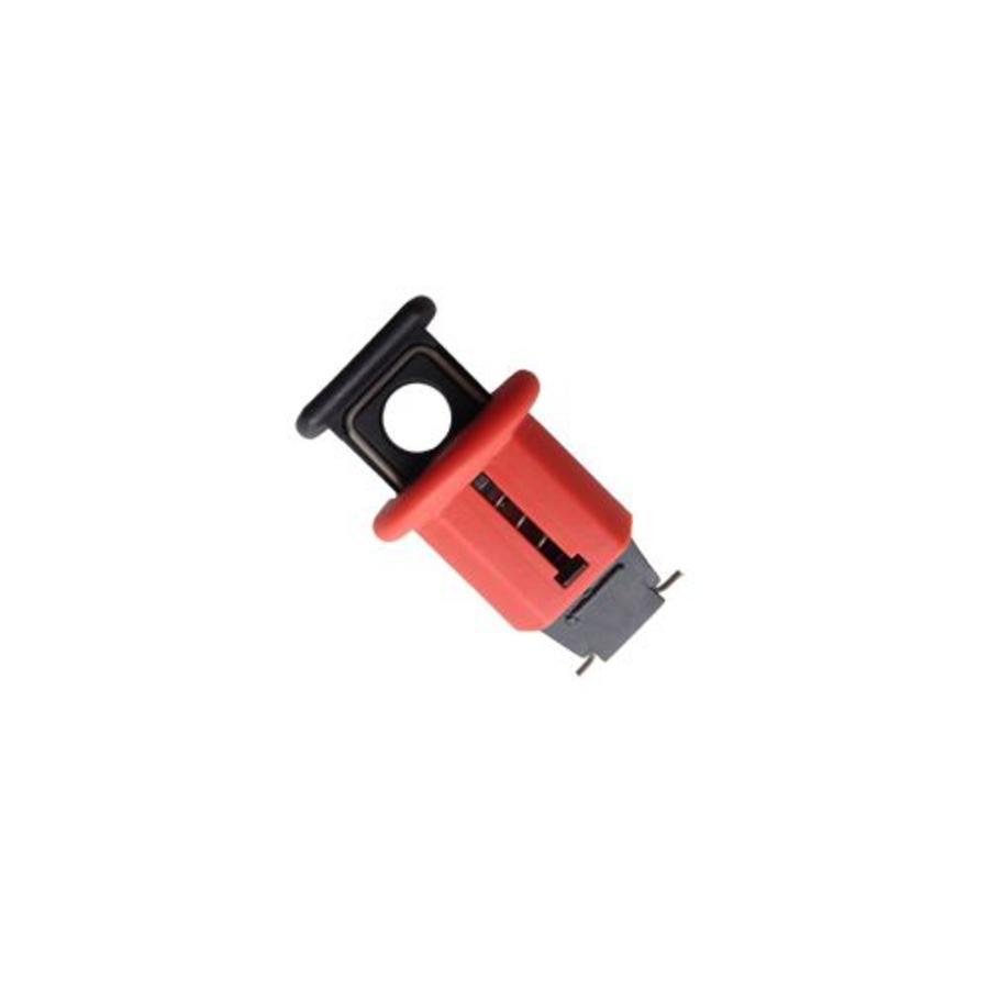 Miniatuurvergrendeling voor stroomonderbrekers(Pin-Out Standard) 090844-090845
