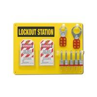 Lockout-Tafel