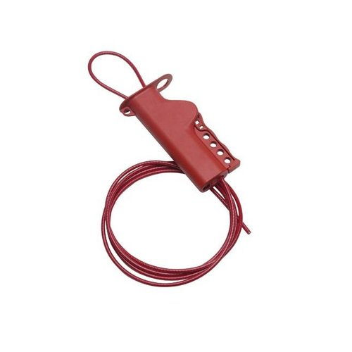 All Purpose Cable Lockout (Metal Cable) 050943