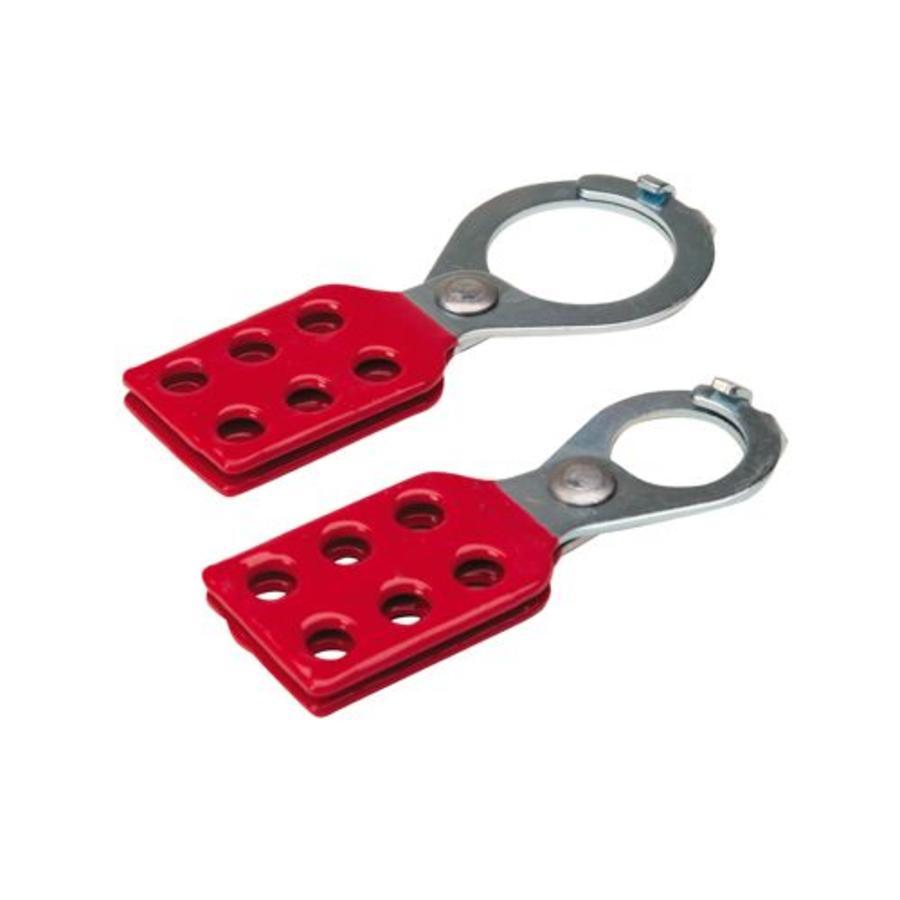 Lockout hasp steel 805840-805843