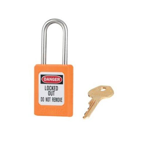 Zenex safety padlock orange S33ORJ