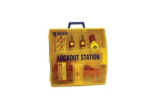 Tragbare Lockout-Station 811217