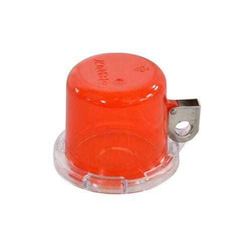 Drukknopvergrendeling rood 134018-130821