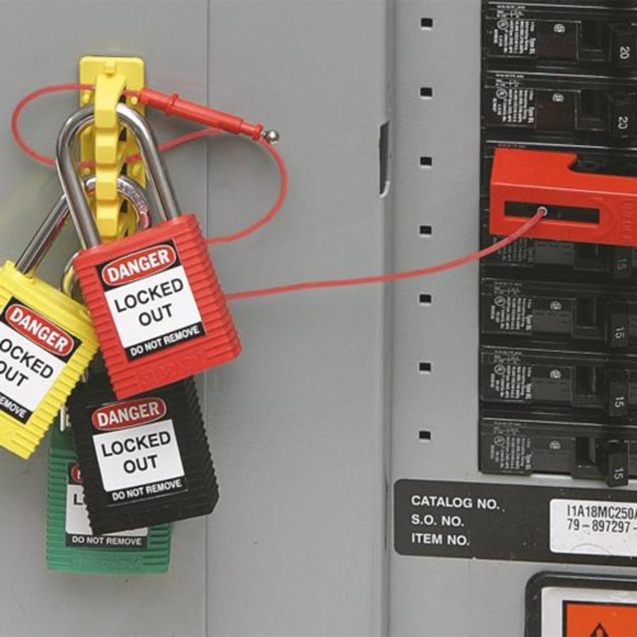EZ Panel Loc lockout rail 051256-051258