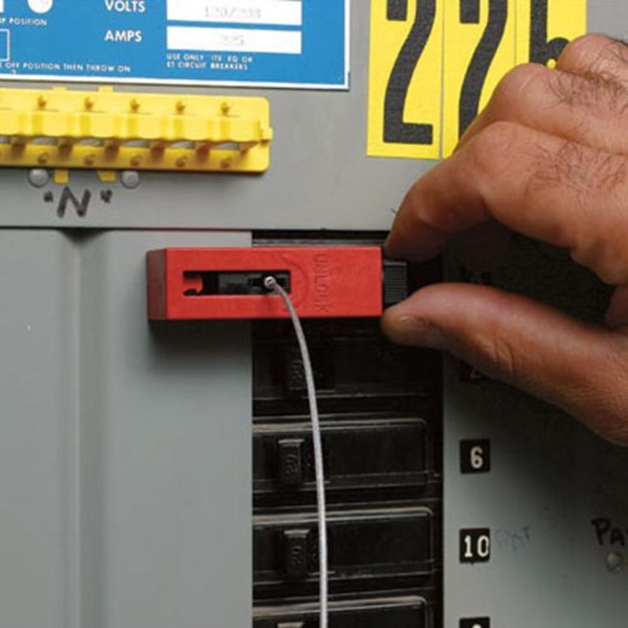 EZ Panel-loc breaker lockout 051252-051254