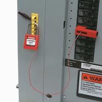 EZ-Panel-Loc Verriegelung von Schutzschalter 051252-051254