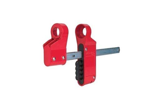 Blind flange lockout device S3922