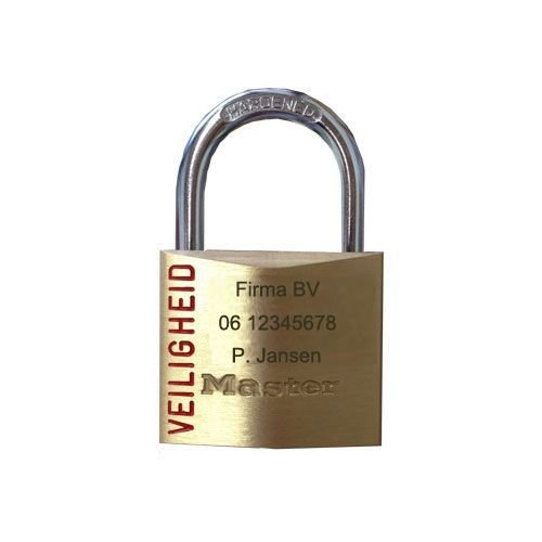 Padlock - Personal Safety