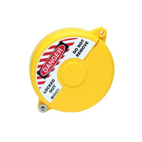 Afsluitervergrendelingen geel 065590-065594