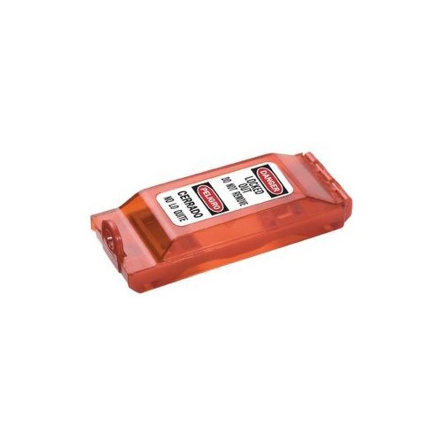 Vergrendeling voor wandschakelaars 496BD in blisterverpakking