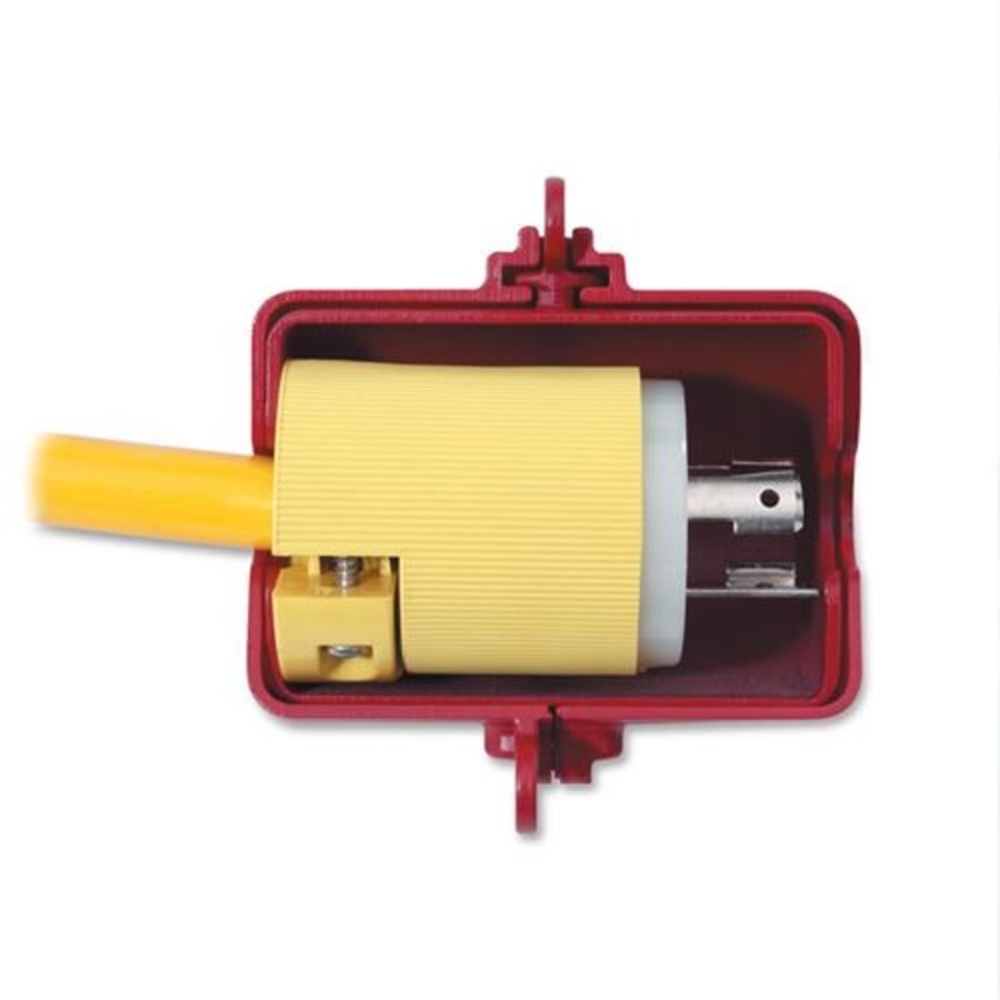 Vergrendeling voor stekkers 487D in blisterverpakking