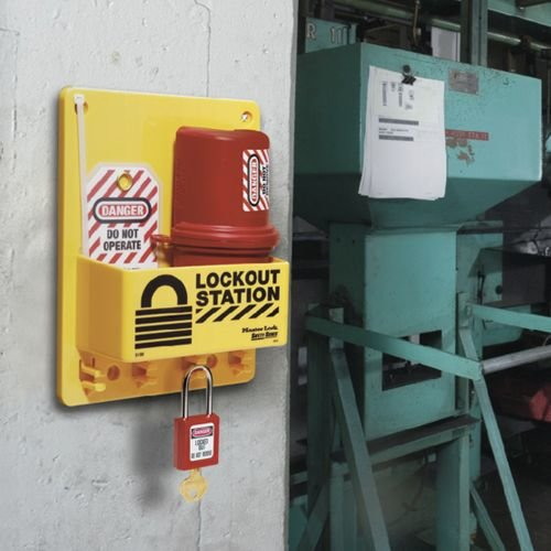 Lock-out stations