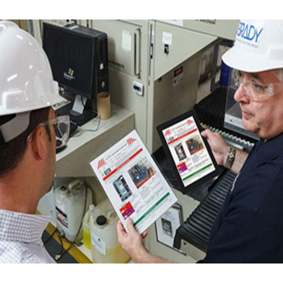LINK360 lockout-tagout software (per procedure / per year)