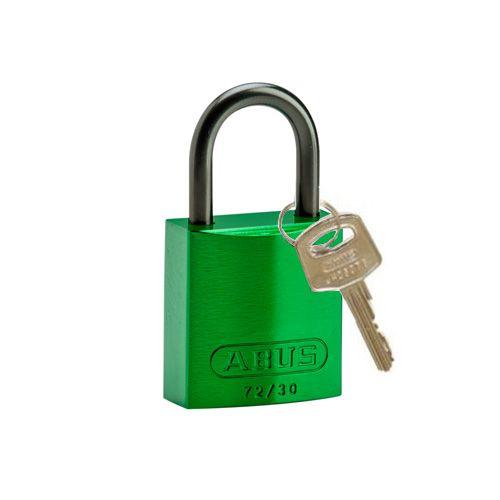 brady sicherheitsvorh ngeschloss aus eloxiertes aluminium gr n 834860 lockout tagout shop. Black Bedroom Furniture Sets. Home Design Ideas