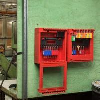 Gruppenverriegelungsbox Wandmontage  S3502
