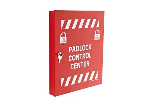 Padlcok control center c/w 18 hooks 800118