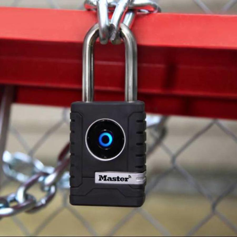 Outdoor Bluetooth Smart padlock