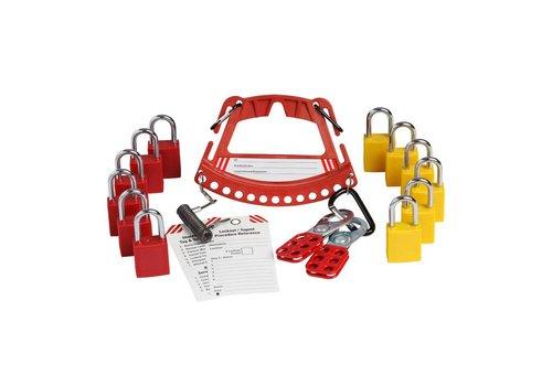 Kit mit Träger für Sicherheitsschlösser 148869 - Copy