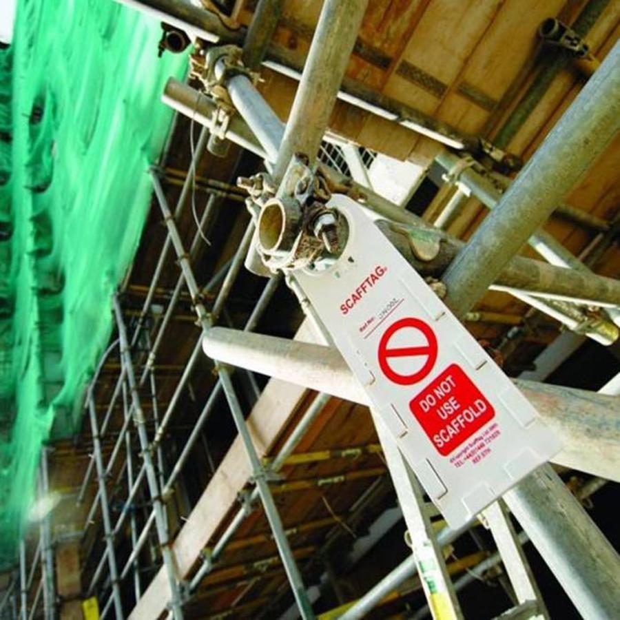 Scafftagscaffolding tags set 806755