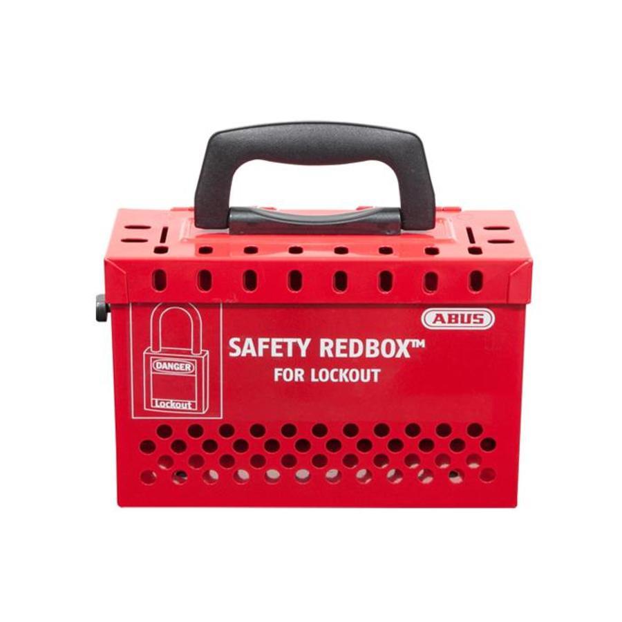 Safety Redbox groep-lockout box B835