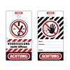 Abus Kennzeichnungsschilder aus Polypropylen T150