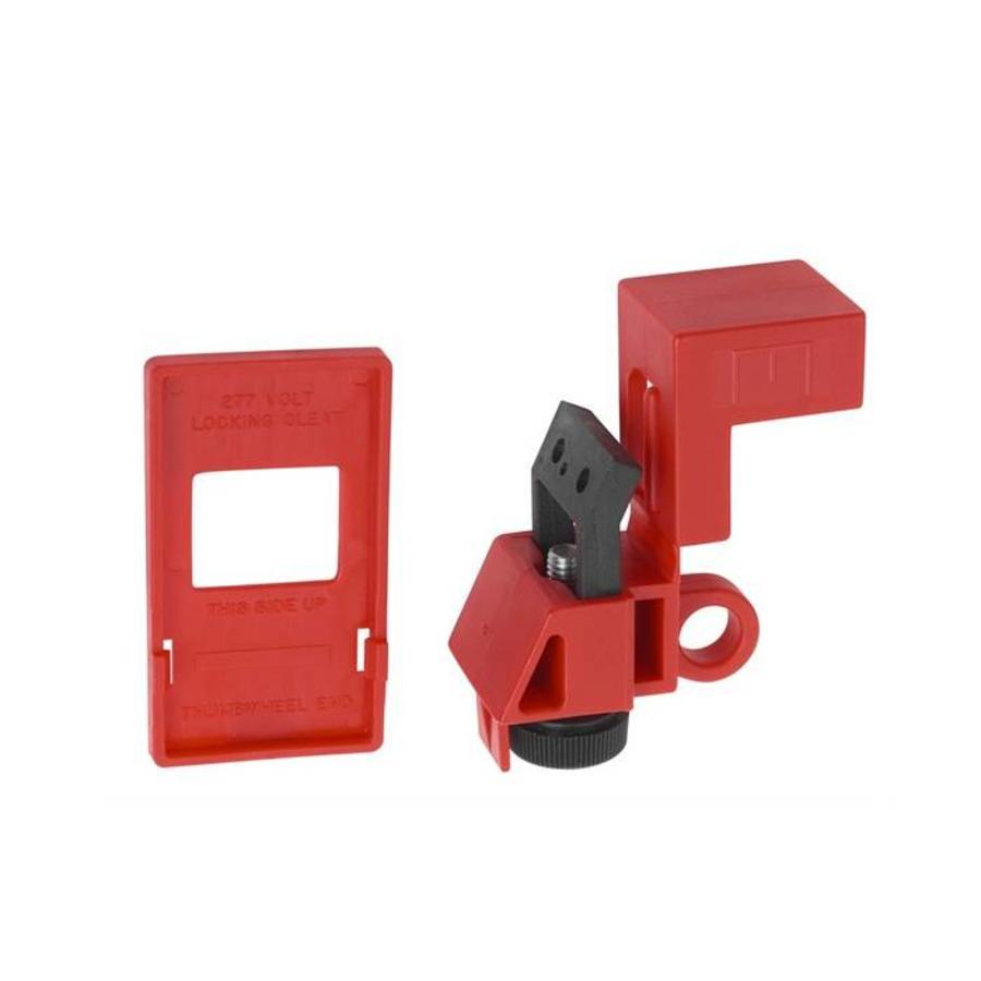 Single-pole circuit breaker lockout E201