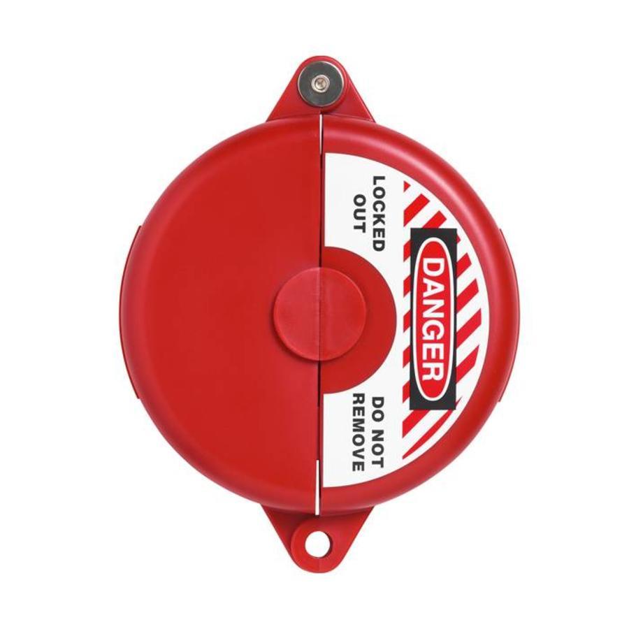 Afsluitervergrendelingen rood V303 - V313