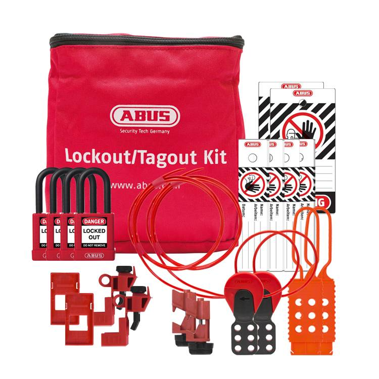 abus gef llte lockout taschen sl bag 130 elektrisch lockout tagout shop. Black Bedroom Furniture Sets. Home Design Ideas